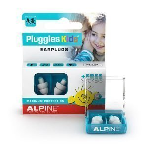 Earplugs for kids & case