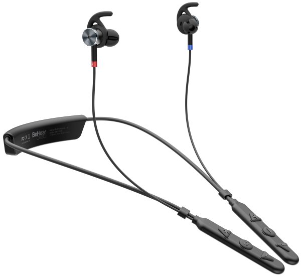 New and improved hearing aid headset