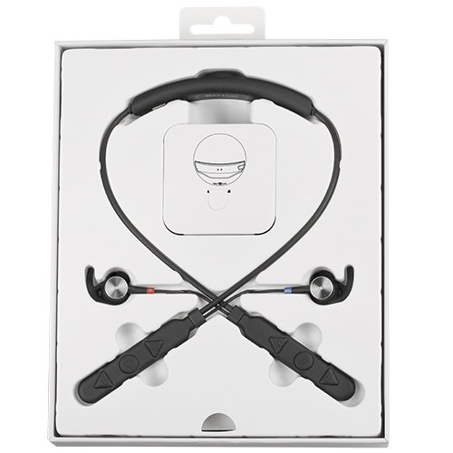 Hearing headset Securly packaged