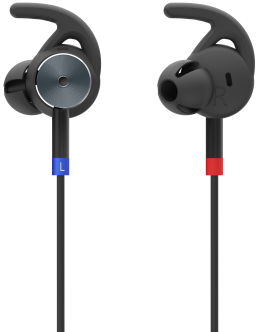 BeHear hearing aid ear buds
