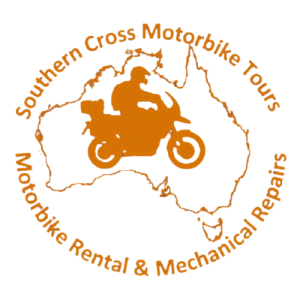 southern cross motorcycle tours logo